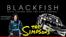 'Blackfish' Car -- RACE ON AT TALLADEGA ... Thanks to 'Simpsons' Co-Creator