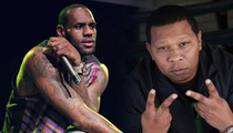 Mannie Fresh -- LeBron's Got 'Nice Flow' ... Let's Collaborate!