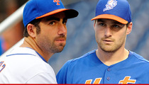 Daniel Murphy -- SUPPORT FROM METS TEAMMATE ... 'Family Should Come First'