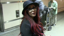 Snooki -- For the Love of God ... Don't Bieber Me at My Depo