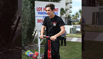 Austin Mahone -- I Got a Segway ... To Match My Douchemobile!