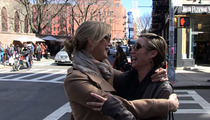 'GMA' Hosts Amy Robach and Lara Spencer -- We Love Each Other So Much ... We Can't Stand It!