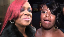 Kandi Burruss -- I LOVED Fantasia's 'Motherf****n' Wedding Speech
