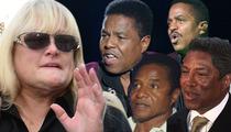Debbie Rowe -- Michael Jackson's Brothers are Greedy Slackers