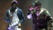 Outkast -- Reunited at Coachella ... While Prince Watches On