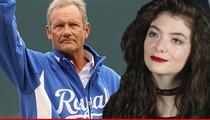 George Brett -- I'M FINALLY GONNA MEET LORDE ... After Inspiring 'Royals'