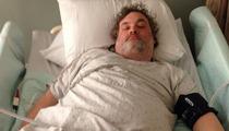 Artie Lange Hospitalized For Diabetic Shock