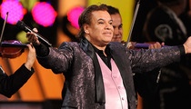 Juan Gabriel Hospitalized -- Mexican Singer Rushed To Las Vegas ICU