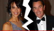Giselle Fernandez & Husband Split -- Newsflash: It's Over... And I'm RICH