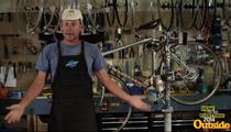Lance Armstrong -- Mocks Doping Scandal ... In Effort to Change Image