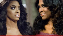 Porsha Williams -- Charged with Assault -- Arrest Warrant Issued