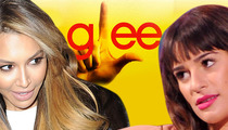 Naya Rivera -- Raged to 'Glee' Producers ... Lea Michele's Out of Control
