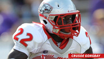 University of New Mexico -- Running Back Arrested for Rape