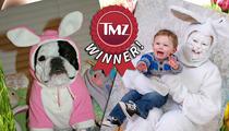 TMZ's Funny Bunny Photo Contest -- WINNERS!