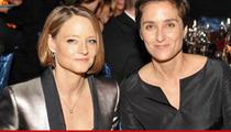 Jodie Foster Marries Girlfriend -- No Big Deal