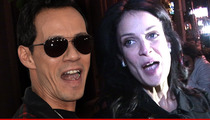 Marc Anthony -- I'm Not as Rich as She Thinks ... But I'm Still Really Rich