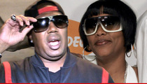 Master P's Wife -- He Owns 31 Properties, 13 Cars, & 45 Companies ... I WANT MY SHARE