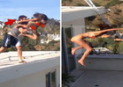 Instagram's Biggest Playboy Dan Bilzerian Throws Porn Star Off Roof [VIDEO]
