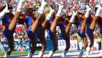Buffalo Bills' Vagina Guide -- NFL Cheerleaders: 'They Probably Had an Issue'