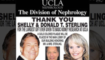 UCLA to Donald Sterling:  We Don't Want Your Money!