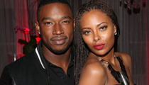 'America's Next Top Model' Eva Marcille to Baby Daddy -- You're a Menace ... Stay Away from Our Kid