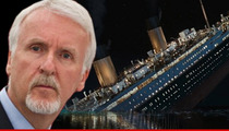 James Cameron, Fox -- Sued For $1 BILLION -- You Jacked My Titanic Ride