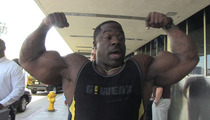 Geico Weightlifter -- Bodybuilding Saved Me ... From Gang Life