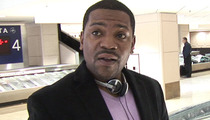 Mekhi Phifer Files for Bankruptcy -- Please God Don't Take My Leather Bed!!!