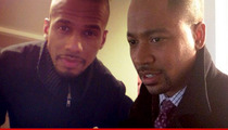 Columbus Short NOT Recast in 'Scandal' -- Shonda Rhimes PISSED OFF Over Hoax