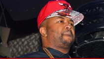The-Dream ARRESTED For Felony Assault -- Allegedly Attacked Ex-Girlfriend