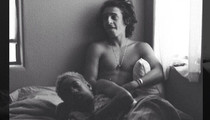 Moises Arias & Willow Smith Pic In Bed -- Creepy... But NOT Criminal