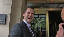 Blake Bortles on NFL Draft -- Hopefully, I'll Be a 1st Round Pick ... In Fantasy, Too!