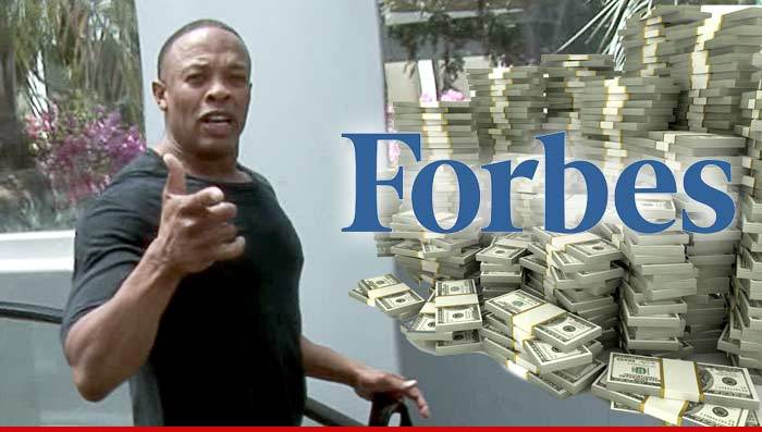 Forbes To Dr Dre Not So Fast Youre No Billionaire