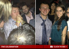 Johnny Manziel Partying After NFL Draft -- Champagne Fights and Hot Chicks