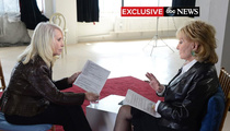 Shelly Sterling to Barbara Walters -- I Will Divorce Donald Sterling ... Eventually