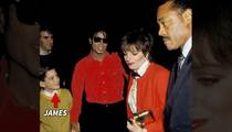Michael Jackson -- MJ Estate Slams New Molestation Claim