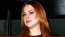 Lindsay Lohan -- You Can Trust Me, Judge ... I REALLY Had a Miscarriage