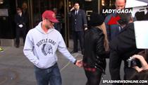 Lady Gaga -- Just a Pinch ... [Video]