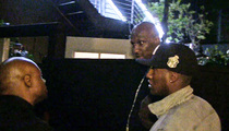 Lamar Odom Denied at Club ... While French Montana & Khloe Kardashian Party Inside