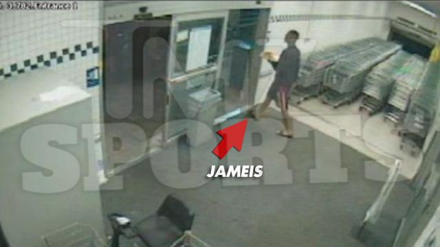 TMZ.com CRAB Jameis Winston | RELEASED -- VIDEO LEG OF THEFT