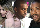 Ray J's Wedding Gift to Kim Kardashian -- PORN PROFITS!