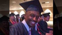 NBA Star Jason Terry -- GRADUATES COLLEGE ... Better Late than Never!