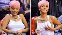 Rihanna -- Clips and Nips [PHOTOS]