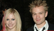 Avril Lavigne's Ex-Husband Deryck Whibley -- Finally Free From Her Name ... Only Took Him 3 Years