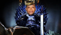 Jamal Anderson -- BLOG OF THRONES ... 'Needle to the Heart and Goodnight!