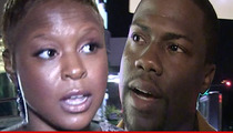 Kevin Hart's Ex-Wife -- He's Lying ... He Cheated on Me!
