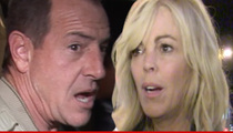 Dina & Michael Lohan Custody Battle -- Lohans Drag Catholic Church Into War