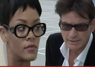 Charlie Sheen Rips Rihanna -- Yes I AM a Queen ... The Queen of Mean