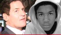 Mark Cuban APOLOGIZES to Trayvon Martin's Family