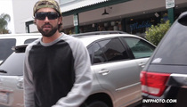 Brody Jenner -- Sorry Kim, I Gotta Work This Weekend